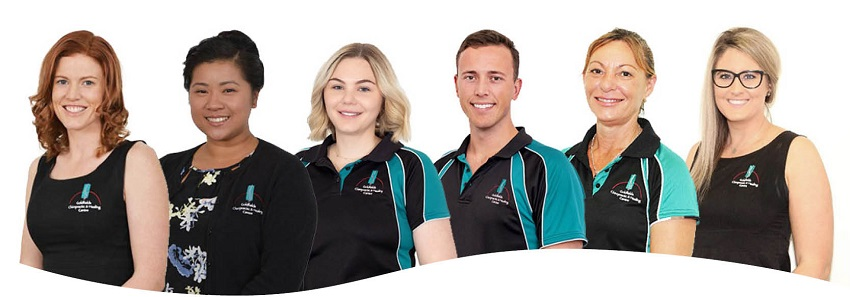 Goldfields Chiropractic Team